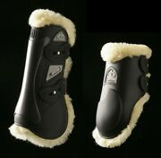 Tendon Boots And Fetlock Boots Veredus Grand Prix With Inside In Lamb