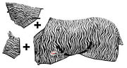 Cover Zebra Summer Mesh For Insect Complete Barb Wire And Mask