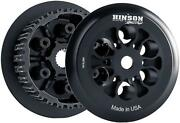 Hinson Billet Works Style Pres/hub And0390 9-12 Crf450r 6 Spring Style H397