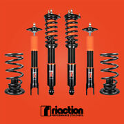 Riaction Coilovers 32 Way Adjustable For Infiniti G37 2008-2014 Rwd