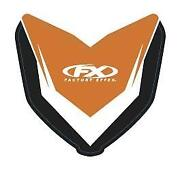 Factory Effex Evo Series Graphic Kits For Ktm Front Fender 19-30530
