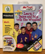 My First Leap Pad Leap Frogthe Wiggles Learndanceand Sing Leappad New