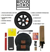 Space Saver Wheel And Tyre Kit Fits Alfa Romeo 8c Spyder