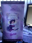 Exclusive Barbie Hallmark Holiday Homecoming Collection Series Nib 50 In 1996