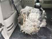 2010 Honda Element Ex 4x4 Transmission And Rear Differential