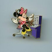 Disney Guest Relations Pbx Switchboard Operator Minnie Mouse Cast Le 150 Pin
