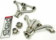 Obx Sbc High Performance Header For 265 283 305 307 327 350 383 400 Engines