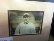 Extremely Rare 1913 Branch Rickey Type 1 News Photo Psa Dodgers St Louis