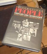 Mathematical People Albers Profiles And Interviews 1986 Look - Free Us Shipping