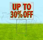 Up To 30 Off 18x24 Yard Sign Corrugated Plastic Bandit Lawn Business Christmas