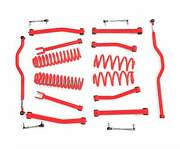 Fits Jeep Wrangler Jk Red Baron Suspension Lift Kits  Made In Usa J0047797