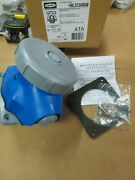 Hubbell Switched Pin And Sleeve Receptacle 30a 250vac 5 Hp Hbls330r6w