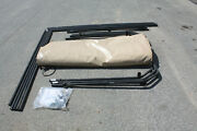 Fmtv 14.5ft Tan Cover And Bows 57k1926-001 5ton 2540-01-436-9658 M1083,military
