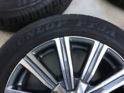 Oem Lx570 21and039and039 Wheels And Tires Lx470 Land Cruiser Trundra Spare Included