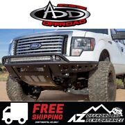 Add Stealth R Front Bumper Black For 2009-2014 Ford F150 Truck