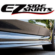 Chevy Dodge Ford Ez-side Skirts Spoiler Body Kit Wing Valance Rocker Protector