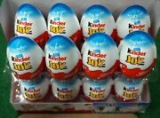 20 X Ferrero Choclate Kinder Joy Surprise Easter Eggs With Gift Toys Dhl Shippin