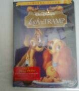 Lady And The Tramp Dvd, Limited Issue, Disney