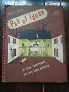 Popular Home's Pak Of Ideas - 1940s Home Design/decor, Cover By Alex Sternweiss