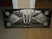 X-men The Last Stand Production Used Camera Focus And Frame Chart Board