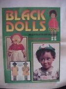 Black Dolls An Identification And Value Guide Book Ii By Myla Perkins Antique