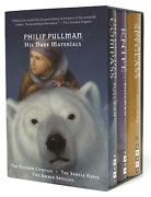 His Dark Materials - Complete Trilogy New Hardcover Books – 01 Sep 2007