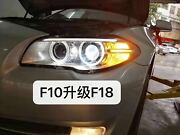 For Bmw F10 F18 520 525 530 535i Led Front Lamps 2011-2015 Year Fit New Version
