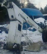 Teco Aerial Lift 1997 Base Lower Arm Gearbox And Controls
