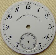 Patek Philippe For Bailey Banks And Biddle Co Vintage Only Porcelain Dial