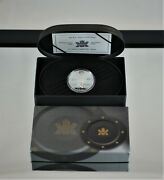 2000 H.s. Taylor Steam Buggy Canada 20 Silver Proof Coin W Box And Coa A-1616