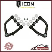 Icon Vehicle Dynamics Delta Joint Upper Control Arms For 07-20 Toyota Tundra