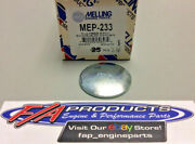 Melling Mep-233 Steel 42mm Engine Freeze Out Expansion Convex Disc Type Plugs
