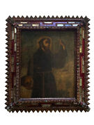 Magnificent Spanish Colonial 17th Century Saint Francis