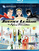 Justice League The New Frontier Blu-ray