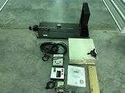 Wardand039s Lafayette Horizontal Seismograph W/ Recorder Computer And Extras Untested