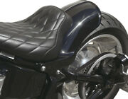 West-eagle Softail Fender And Seat Kits Ribbed - Diamond H3526