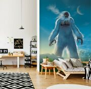 3d Yeti Giant O093 Wallpaper Wall Mural Removable Self-adhesive Vincent Amy