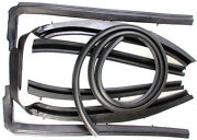 1962-1963 Buick Special And Skylark Convertible Top Roof Rail Weatherstrip Seals
