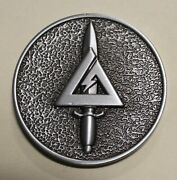 Delta Force Elite Tier 1 Cag Army Special Forces Challenge Coin / Silver Tone