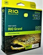 Rio Trout Series Rio Grand Wf7f And Wf8f Freshwaterfree Warp Speed Shipping