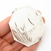 925 Sterling Silver Vintage Towle 1977 Swan And Cygnets Christmas Ornament Pendant