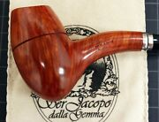 New Unsmoked Ser Jacopo La Pipaccia Series 11 L2 Natural Smooth New/old Stock