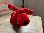 Ty Beanie Baby Rover Vintage Rare Collectible Pvc Pellets