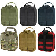 Condor Tactical Rip-away Emt First Aid Kit Medical Ifak Airsoft Molle Pouch