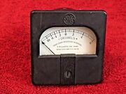 General Electric Volts Meter Indicator Model 8do-55 P/n 4120396-a