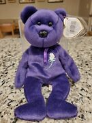 Rare 1997 Collectors Princess Diana Beanie Babychina Mint Condition With Box