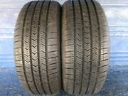 2 Goodyear Eagle Sport Rft 225 50 18 Bmw With 10/32nd Tread Left 95 V