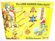 Gabriel Marx Toys The Lone Ranger The Tribal Powwow Action Figure Outfit Mib`73