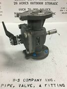 Ball Valve Mccanna 2 150 Stainless Steel Cf8m Metal Seated Full Port Top Entry