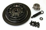 Competition Clutch Stage 3 Twin Disc Clutch Kit For Acura Rsx / 06-11 Civic Si